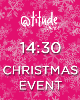 14:30 – Christmas Event Tickets