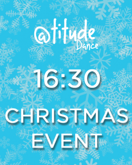 16:30 – Christmas Event Tickets